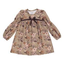 Müsli Pimpinella kleit Green Cotton - HellyK - Kvaliteetsed lasteriided, villariided, barefoot jalatsid